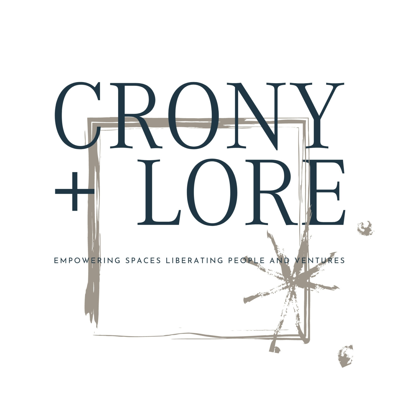 ★ Crony+Lore ★ Empowering Spaces ★ Liberating People and Ventures ★